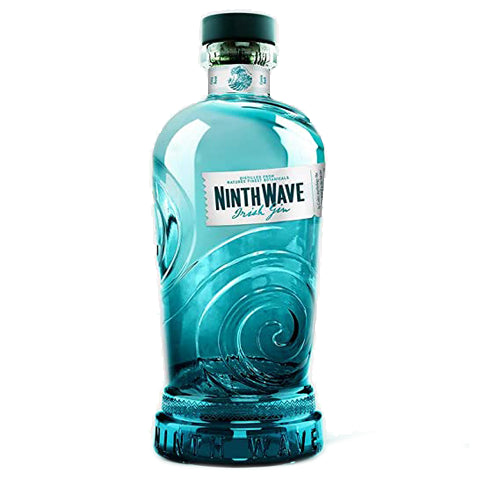 Ninth Wave Irish Gin 70cl 40% ABV