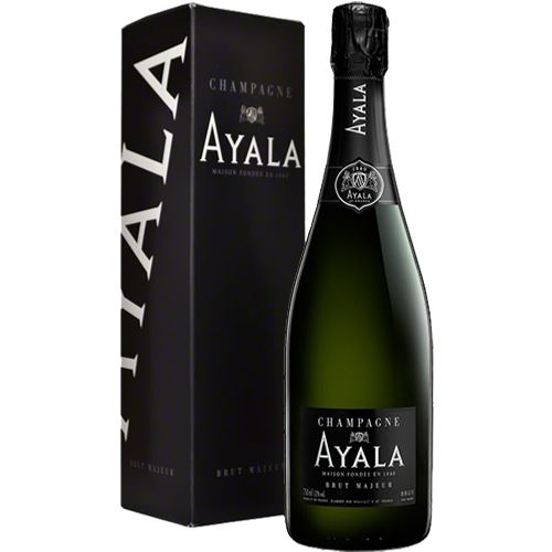 Ayala_Brut_Majeur_Champagne_NV_Gift_Boxed_Secret_Bottle_Shop