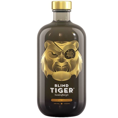 Blind Tiger Imperial Secrets Gin 50cl 45% ABV