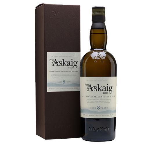 Port Askaig 8 Year Old Whisky 70cl 45.8% ABV