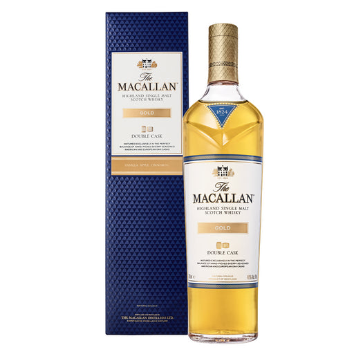 Macallan Double Cask Gold Single Malt Whisky 70cl 40% ABV