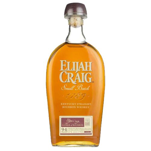 Elijah Craig Small Batch Bourbon 70cl 47% ABV