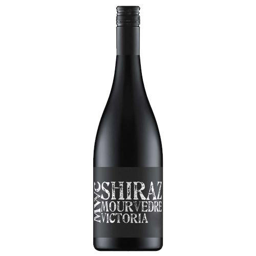 MWC Shiraz Mourvedre 2015 75cl 14% ABV