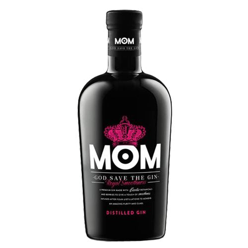 MOM God Save the Gin 70cl 39.5% ABV