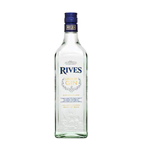 Rives London Dry Gin 70cl 37.5% ABV