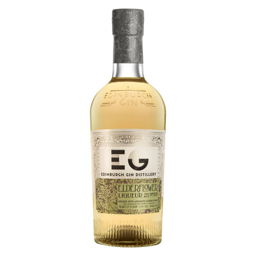Edinburgh Gin Elderflower Liqueur 50cl 20% ABV