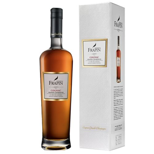 Frapin 1270 Grande Champagne Cognac 70cl Gift Boxed 40% ABV