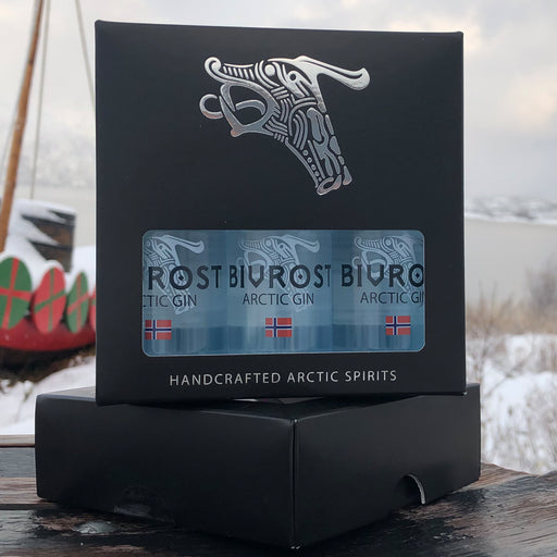 Bivrost Artic Gin Miniature Gift Set 3x5cl