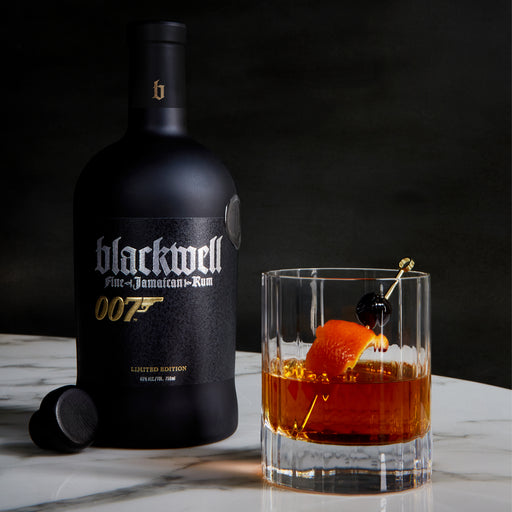 Blackwell Rum James Bond 007 Limited Edition 70cl 40% ABV