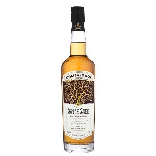 Compass Box 'The Spice Tree' Blended Malt Scotch Whisky 70cl