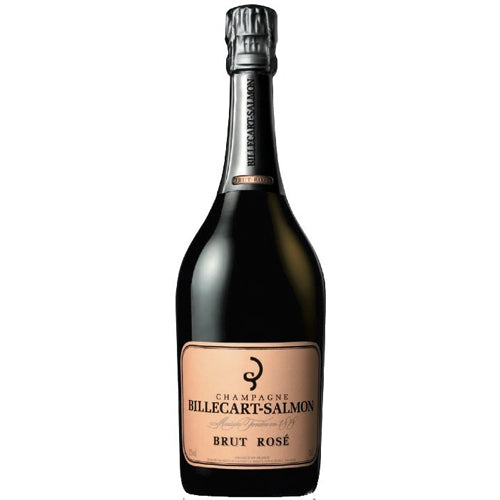 Billecart-Salmon Brut Rose Champagne Gift Boxed 75cl