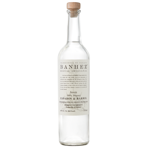 Banhez Mezcal Secret Bottle Shop