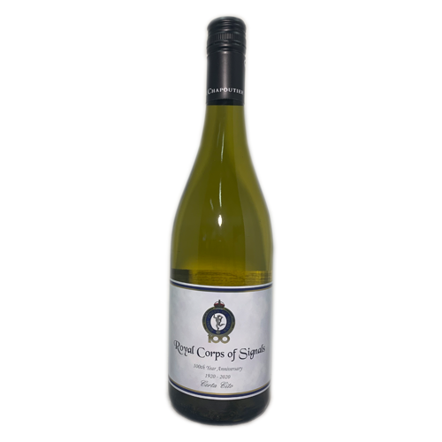 Royal Corp of Signals - Chapoutier Luberon Blanc 75cl