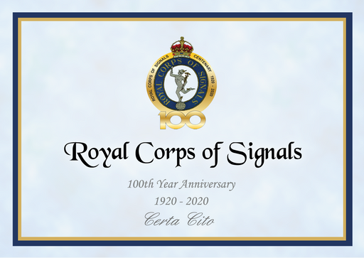 Royal Corps of Signals - Malbec 75cl