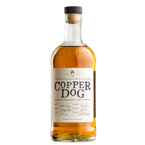 Copper Dog Blended Scotch Whisky 70cl 40% ABV