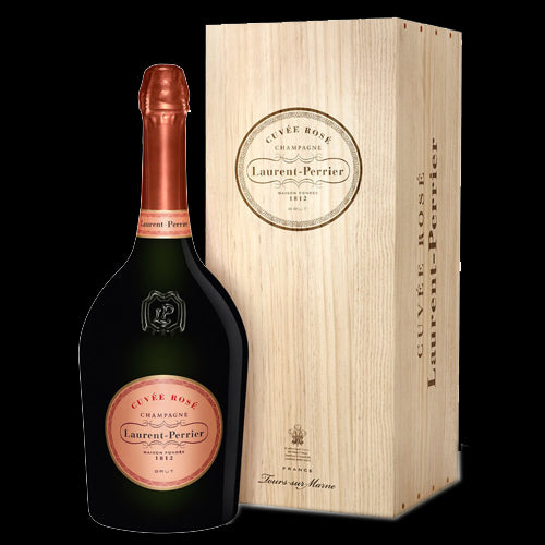 Laurent Perrier Rose Champagne Jeroboam 300ml Gift Boxed