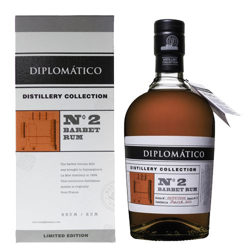 Diplomatico Number 2 Limited Edition Barbet Rum 70cl