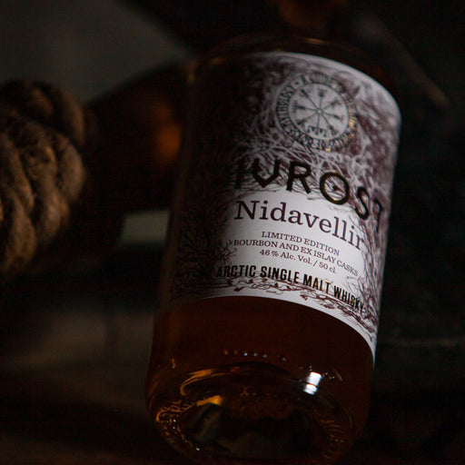 Bivrost Nidavellir Single Malt Whisky 50cl 46% ABV - Second Release