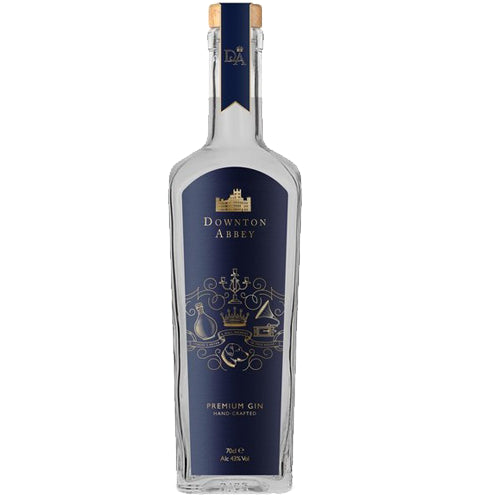 Downton Abbey Premium Gin 70cl 40% ABV