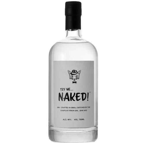 Firkin Try Me Naked Gin 70cl 46% ABV