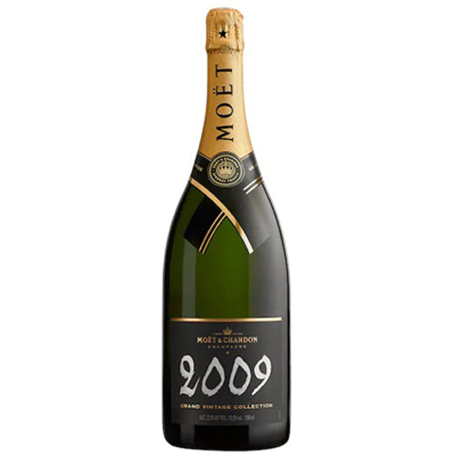 Moet and Chandon Grand Vintage Brut Champagne 2009 Magnum 150cl