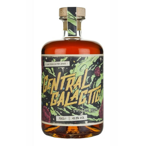 Central Galactic Spiced Rum 70cl 43.5% ABV