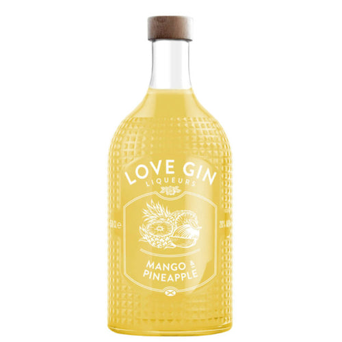 Eden Mill Love Gin Mango & Pineapple Liqueur 70cl 20% ABV