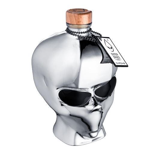 Outerspace Vodka Chrome 70cl 40% ABV