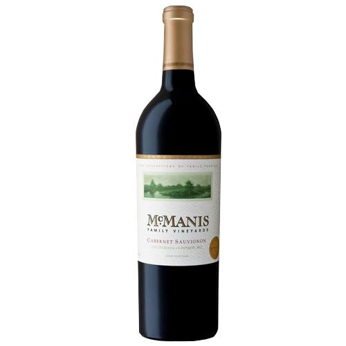 McManis Family Vineyards Cabernet Sauvignon 2016 75cl 13.5% ABV