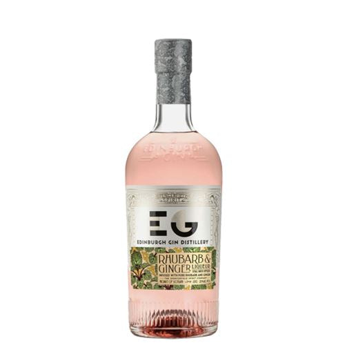 Edinburgh Gin Rhubarb and Ginger Liqueur 20cl 20% ABV