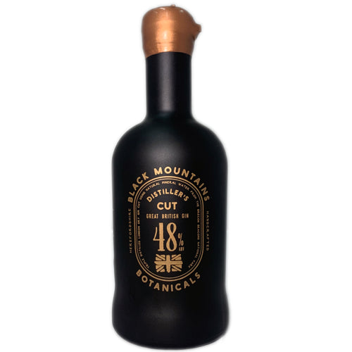 Black Mountains Botanicals Distillers Cut Gin 48% ABV
