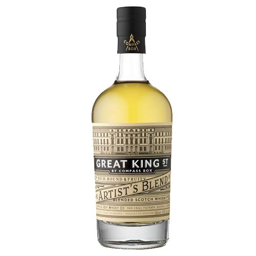Great King Street Artist's Blend Whisky 70cl 43% ABV