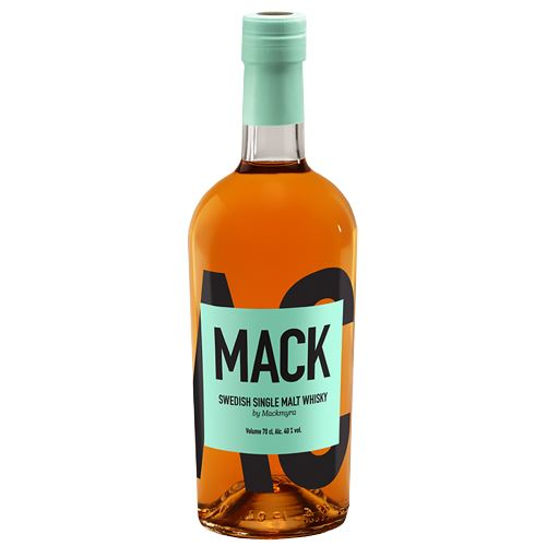 Mack by Mackmyra 70cl 40% ABV
