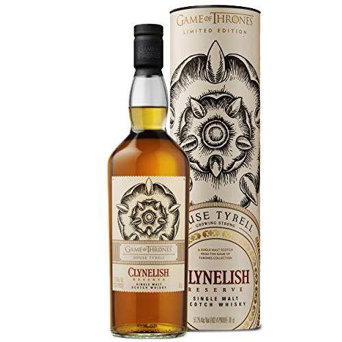 Game of Thrones House Tyrell - Clynelish Reserve Whisky 70cl
