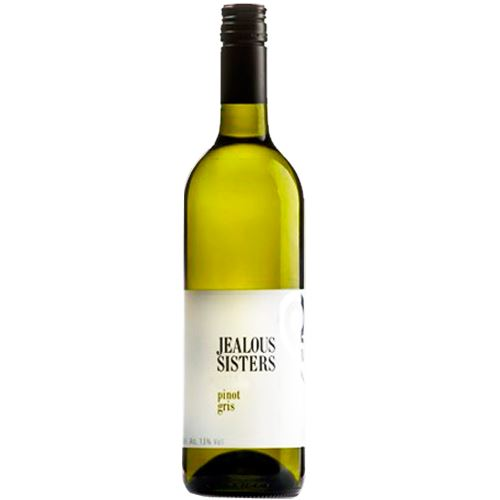 Jealous Sisters Pinot Gris 2016 75cl 13.5% ABV