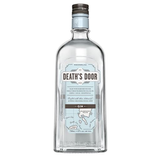 Death's Door Gin 70cl 47% ABV