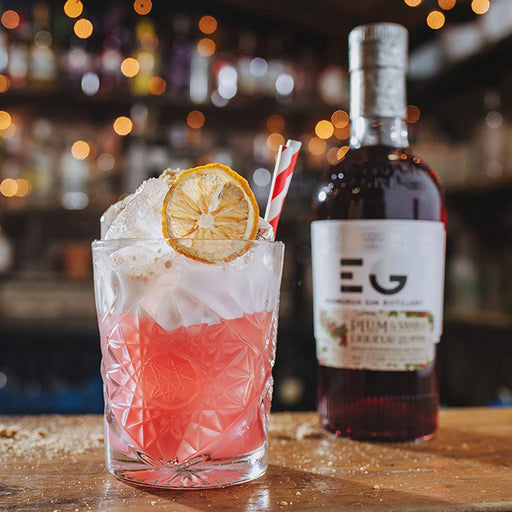 Edinburgh Gin Plum and Vanilla Liqueur Miniature 5cl 20% ABV