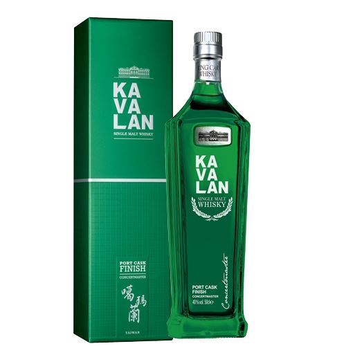 Kavalan Concertmaster Port Finish Whisky 50cl 40% ABV
