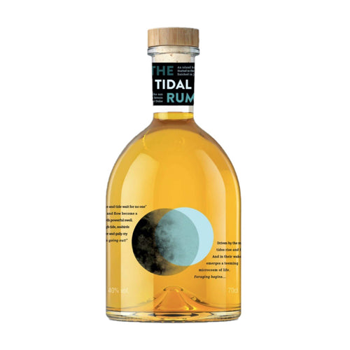 The Tidal Rum 70cl 40% ABV