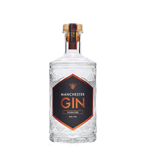 Manchester Signiature Gin 50cl 42% ABV