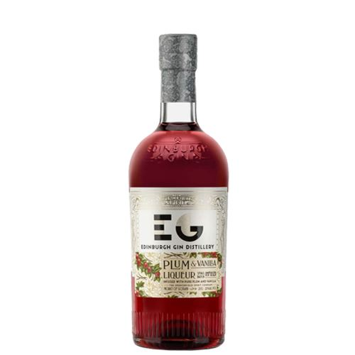 Edinburgh Gin Plum and Vanilla Liqueur 20cl 20% ABV