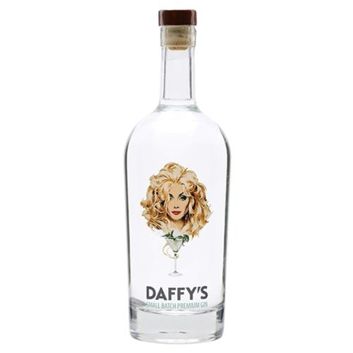 Daffys Small Batch Scottish Gin 70cl 43.4% ABV