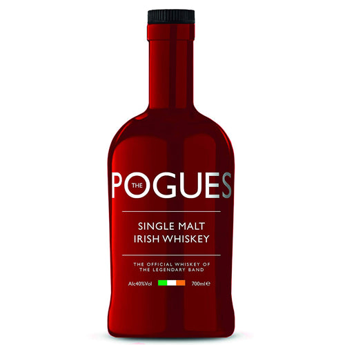 The Pogues Single Malt Irish Whiskey 70cl 40% ABV