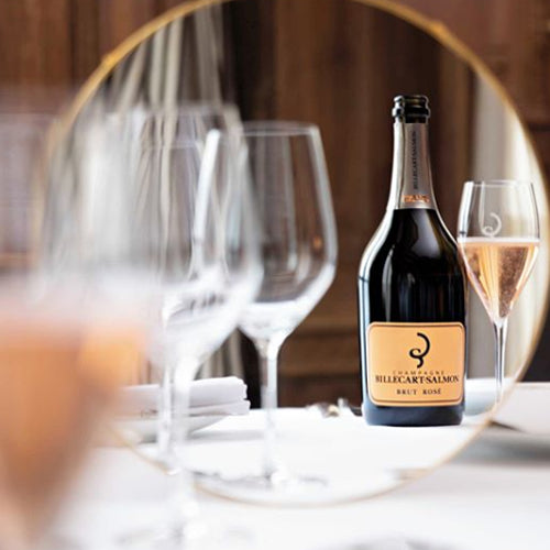 Billecart-Salmon Brut Rose Champagne 75cl