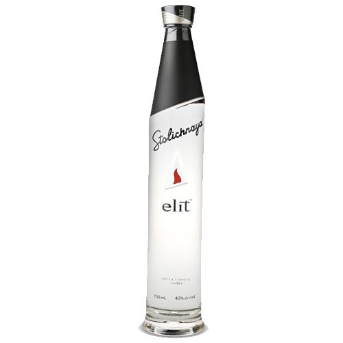 Stolichnaya Elit Luxury Vodka 70cl 40% ABV