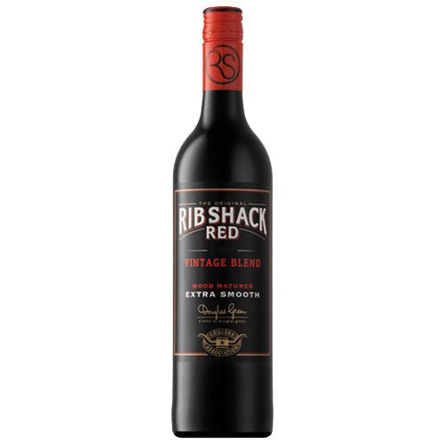 Douglas Green Rib Shack Red Pinotage Shiraz 75cl 2019