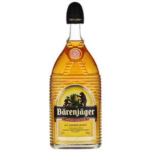 Barenjager Honey Liqueur 70cl 35% ABV