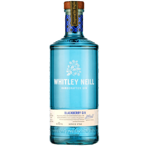 Whitley Neill Blackberry Gin 70cl 43% ABV