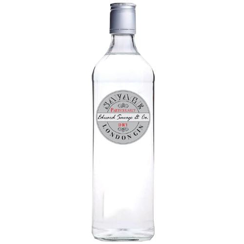 Savage London Dry Gin 70cl