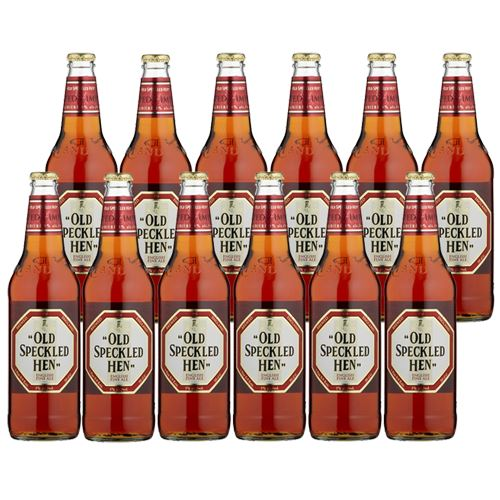 Old Speckled Hen 500ml 5% ABV Case of 12